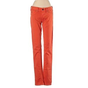 Fantastic orange jeans by Kenneth Cole New York